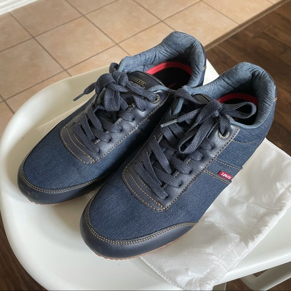 Levi's Denim sneakers